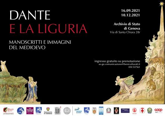 Dante e la Liguria